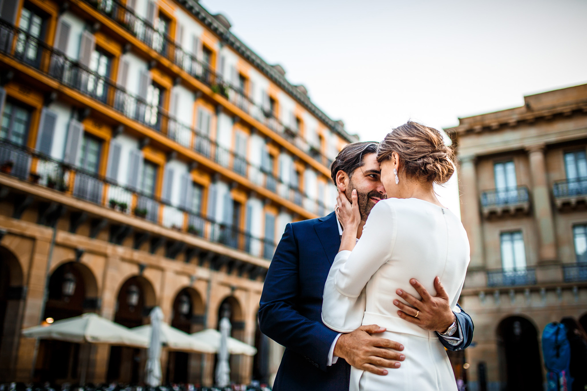 wedding planners in san sebastian