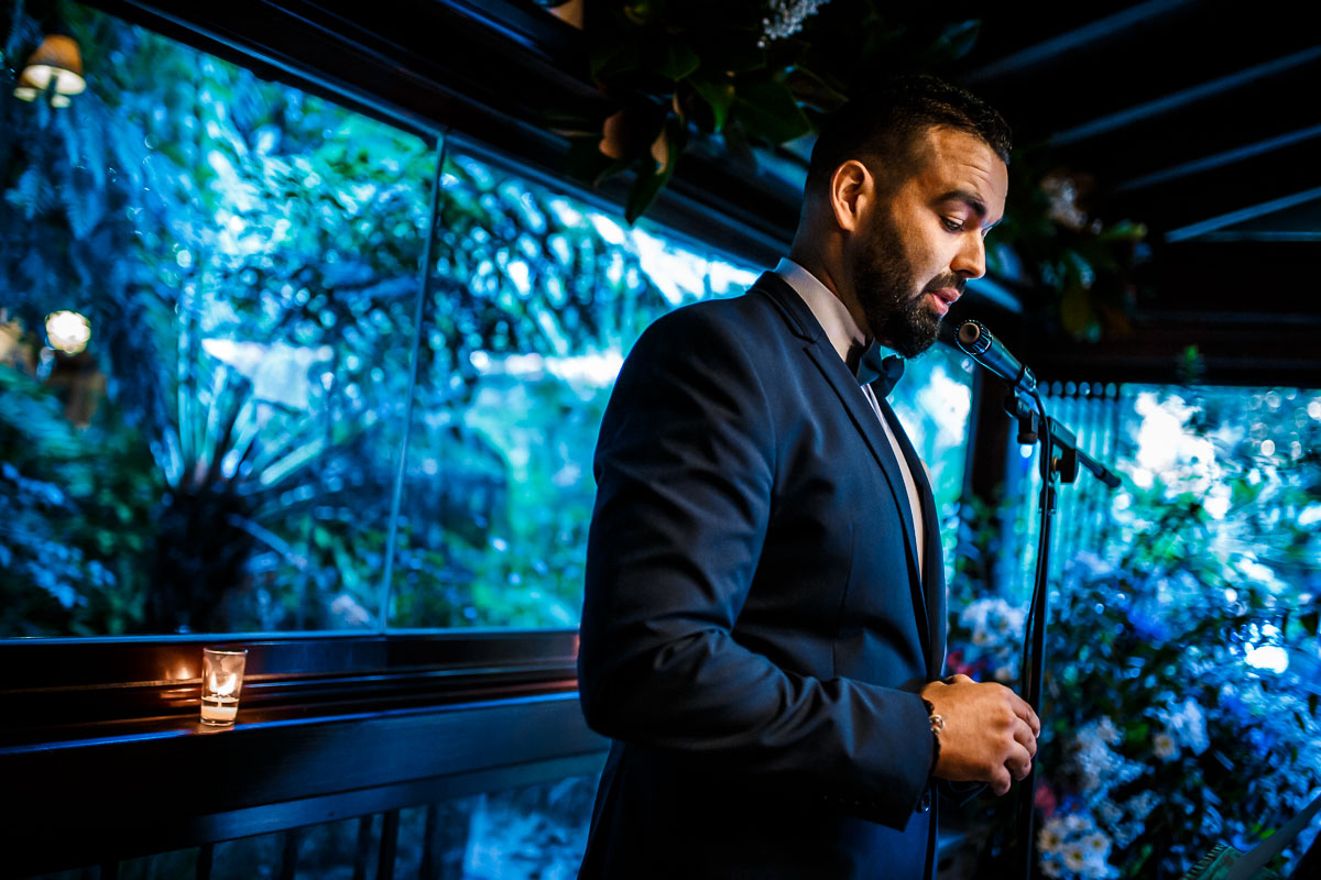 speech wedding donosti